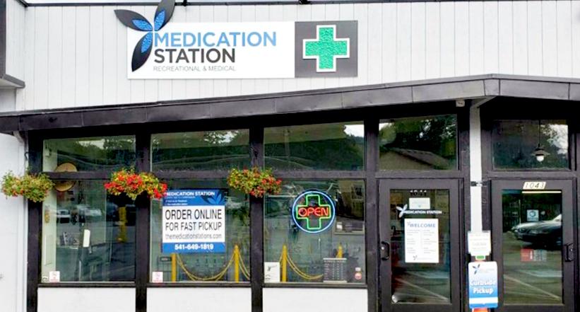 cannabis dispensary Newport